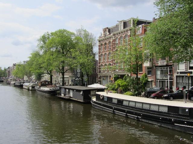 Amsterdam for Case galleggianti amsterdam